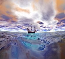 The Golden Hind by Kinnally