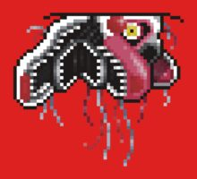 Five Nights at Freddy's 2 - Pixel art - Mangle (Ceiling) Kids Clothes