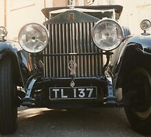 1930's Rolls Royce by Edward Denyer