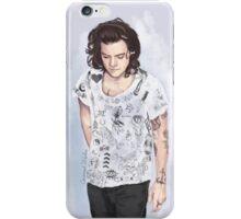 Harry bros tattoos iPhone Case/Skin