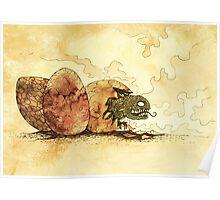 Dragon Eggs Poster