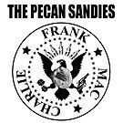 The Pecan Sandies (White) by waltervinci