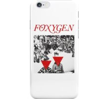Foxygen  iPhone Case/Skin
