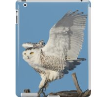 Tree dancer iPad Case/Skin