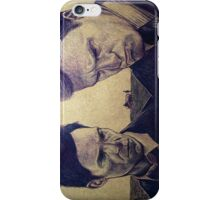 Far from any road iPhone Case/Skin