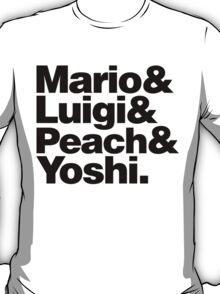 Super Mario & Friends T-Shirt
