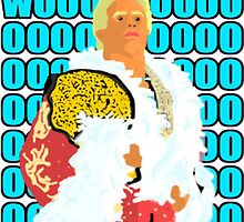Ric Flair by ScottMulhern