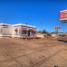 Boots Court - Springfield, Ohio by Terence Russell