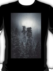 Two Pines, Snowfall T-Shirt
