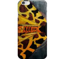 Spiral Butterfly X iPhone Case/Skin