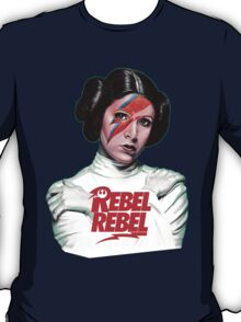 Rebel Rebel Leia T-Shirt