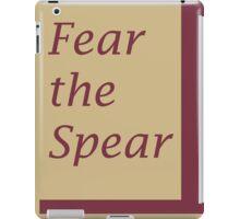 Fear the Spear iPad Case/Skin
