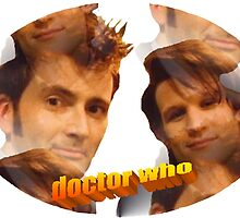doctor who by cyrillus