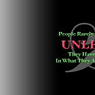 People Rarely Succeed by JustMugs