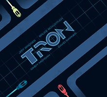 Tron by Nathan Anderson