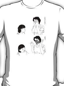 Shintaro – Peek-a-boo T-Shirt