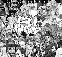 Cali Kings... by Doug Afasene