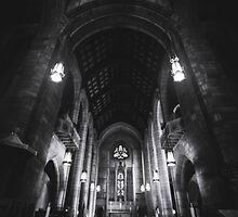 St. John's Cathedral (Spokane, WA) by va103