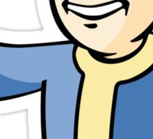 Fallout - Vault Boy Sticker