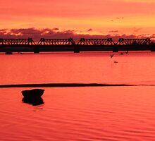 Tauranga Sunrise II  by Mark  Wilson