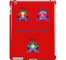 All Star Resorts iPad Case/Skin