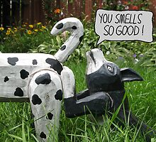 "Original Photo Print: "" You Smell Soo Good!"" by CrazyPillow"