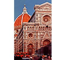 ciao firenze Photographic Print