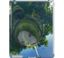Earthy Head at Floriade 2012 iPad Case/Skin