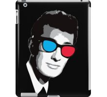 Buddy Holly 3D Glasses iPad Case/Skin