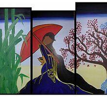 """""""young geisha"""" by funkyfresh"""