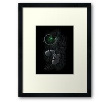 Last Breath Framed Print