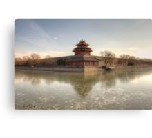 The Forbidden City - 1 ©  Canvas Print