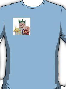 Manga Style Pokemon Perspective T-Shirt