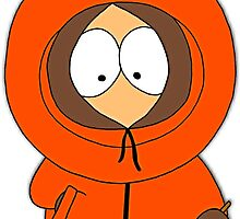 Kenny South Park by Padme Nowland