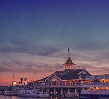 Newport California by Jason Butts