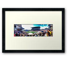 International Conventio 2014 Husky Staduim Pano Framed Print