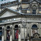 Hockey Hall of Fame by LeftHandPrints