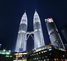 Petronas Panorama by Keegan Wong