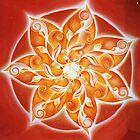orange splendour by Sharan