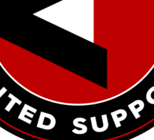 Advanced Research Group United Support Sticker