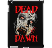 Dead by Dawn. iPad Case/Skin