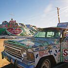 Salvation Mountain by jswolfphoto