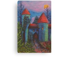Estonian Adventure Canvas Print