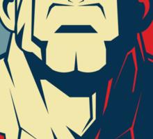 Sagat, Street Fighter Sticker