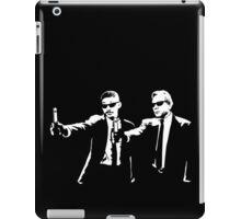 Men In Fiction iPad Case/Skin