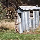 Old Shed at the Strathnairn Arts Association in Canberra/ACT/Australia by Wolf Sverak