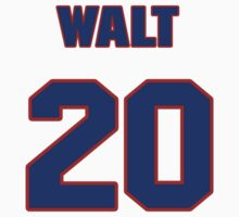 National baseball player Walt Masters jersey 20 by imsport