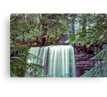 Tasmania's Russell Falls Canvas Print