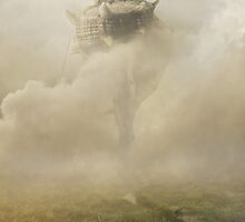 Castle in the sky by JBlaminsky
