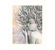 Medusa's Lament  Art Print